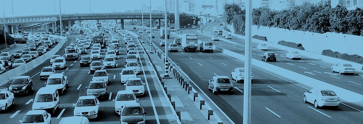 הדרכה: תכנון תחבורה במרחב אשכול השרון