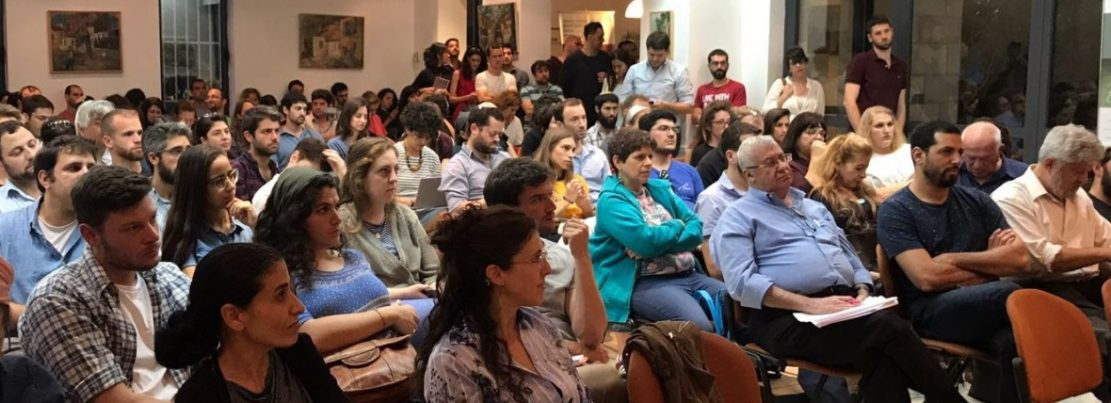 מכון ירושלים למחקרי מדיניות פתח את עונת הבחירות לראשות העיר