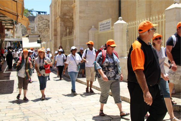 Announcing a research workshop on the topic of: Urban Tourism Planning – Jerusalem as a Case Study