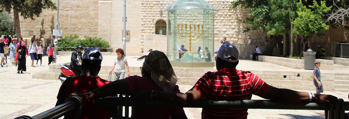 Symposium: Migrant Laborers in Israel and Their Religious World
