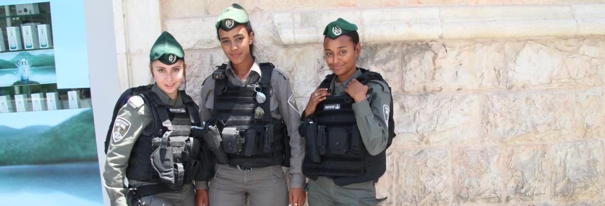 פגישת צוות החשיבה מזרח ירושלים – על פעילות משטרת מחוז ירושלים במזרח העיר