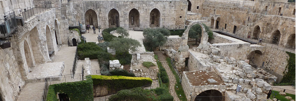 Symposium: Struggles over the Future of Jerusalem and Holy Sites