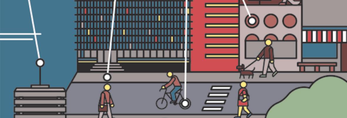 הצגת פרויקט קיימות עירונית בפני פורום ה-15