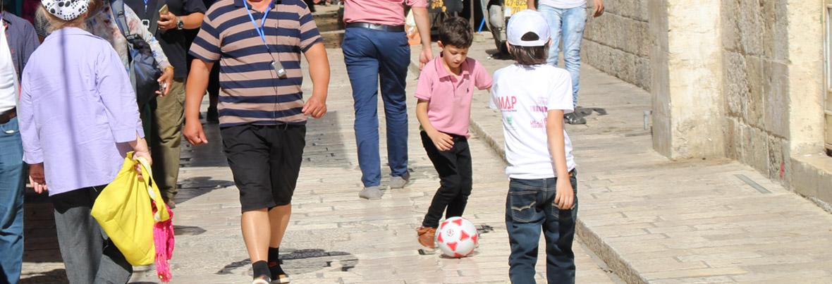דיון דיגיטלי – צוות החשיבה מזרח ירושלים: המודל השכונתי לחינוך