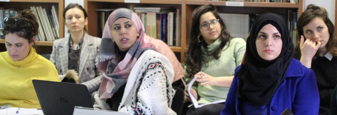 يوم مناقشات بحثية حول القرار 3790 للتنمية الاجتماعية والاقتصادية للقدس الشرقية