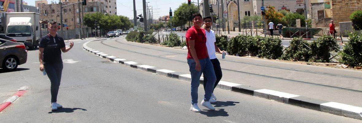 דיון דיגיטלי – צוות החשיבה מזרח ירושלים: התכנית למצוינות במזרח ירושלים