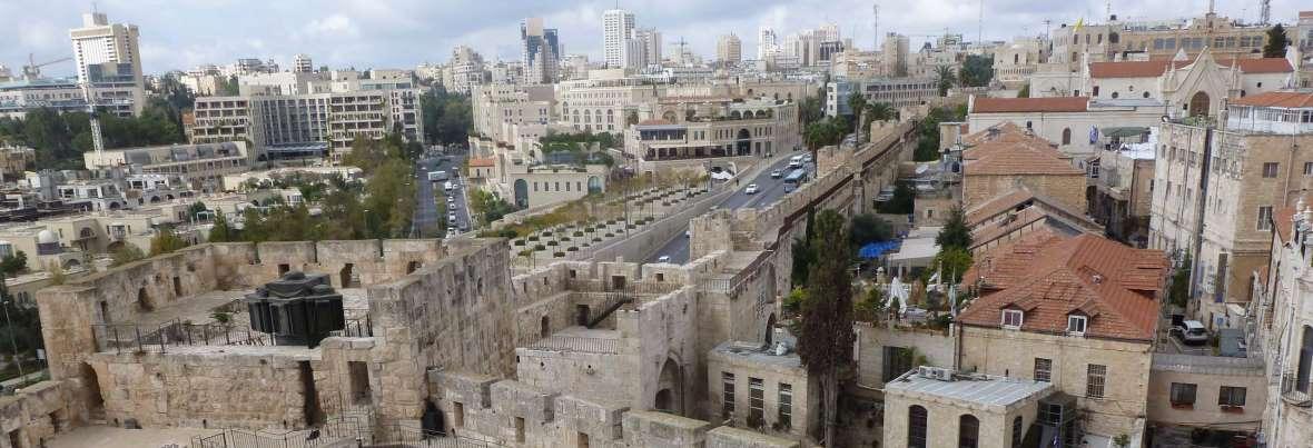تخطيط المدن في العقيدة اليهودية والشريعة الاسلامية