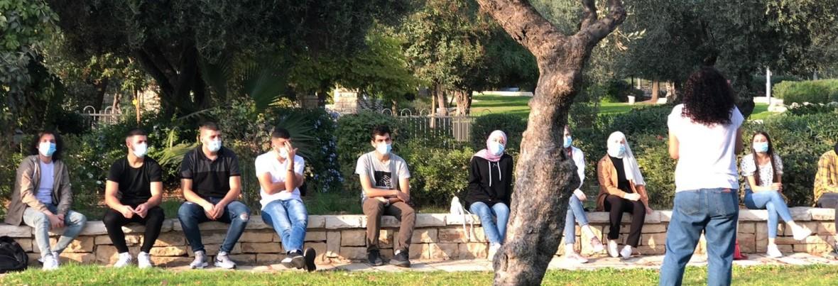 ازمة الكورونا في القدس الشرقية: من الإنجاز في حالة الطوارئ إلى تبني آليات عمل روتينية