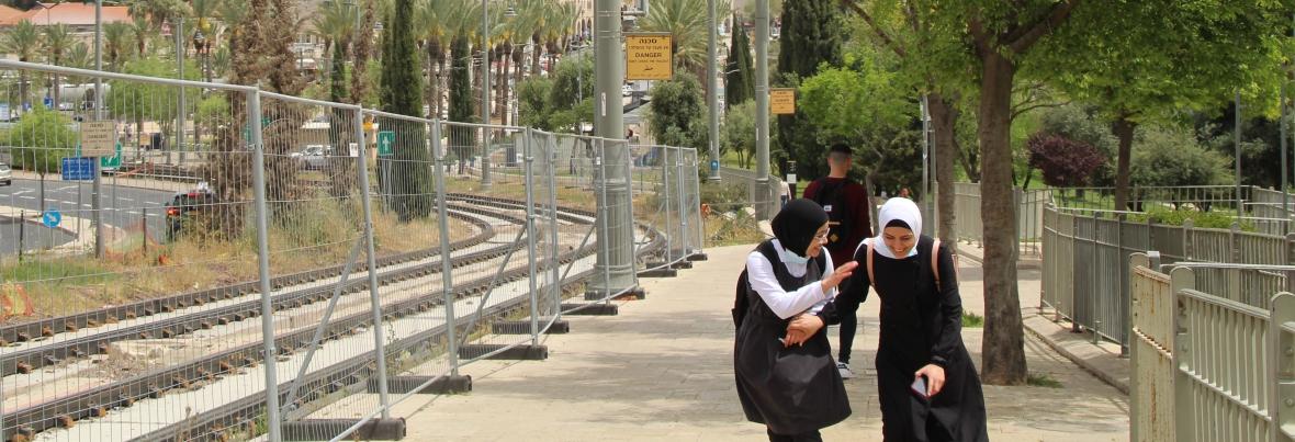 قطاع الهاي-تك في القدس الشرقية