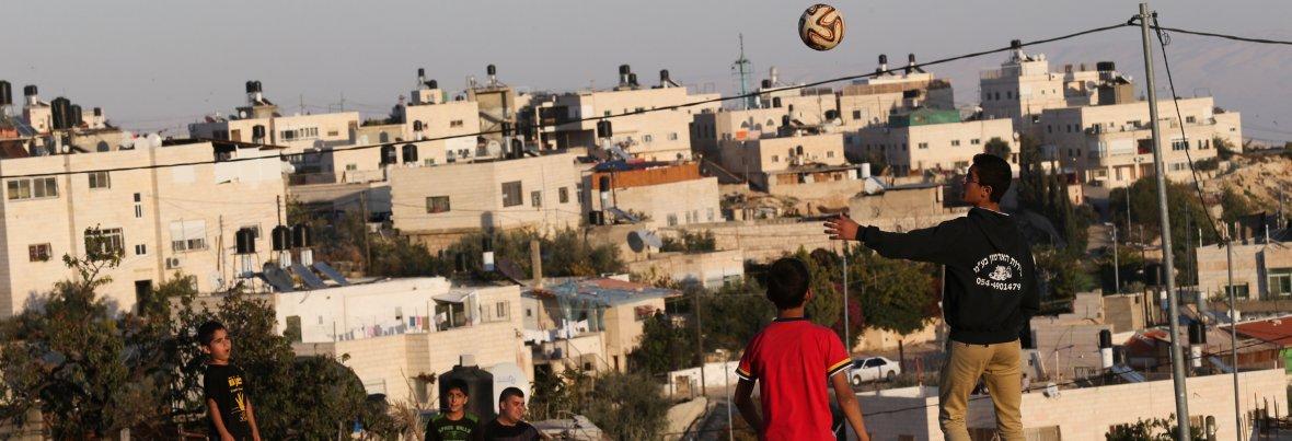 השקת ספר: מגלים את מזרח ירושלים